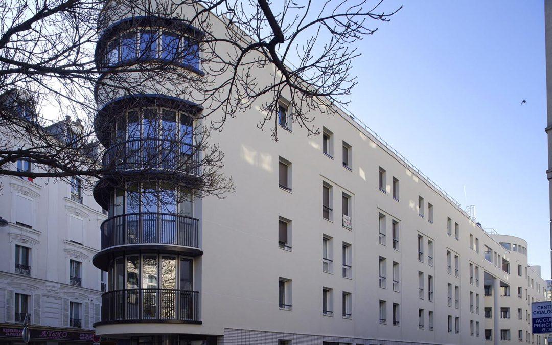 Guilleminot-Ouest, rue Guilleminot, Paris