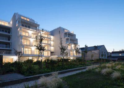 Construction de 41 logements et d'un local tertiaire Avenue du Général de Gaulle à Tremblay-en-France (93)