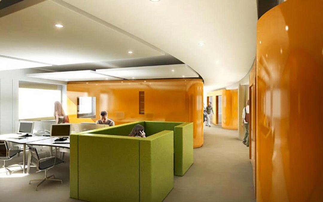 3F Head Office & Corporate Restaurant, Paris