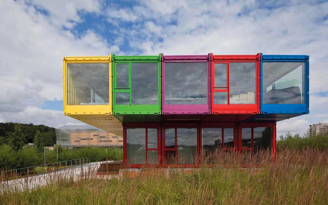 Information Pavilion on Île Seguin (92)