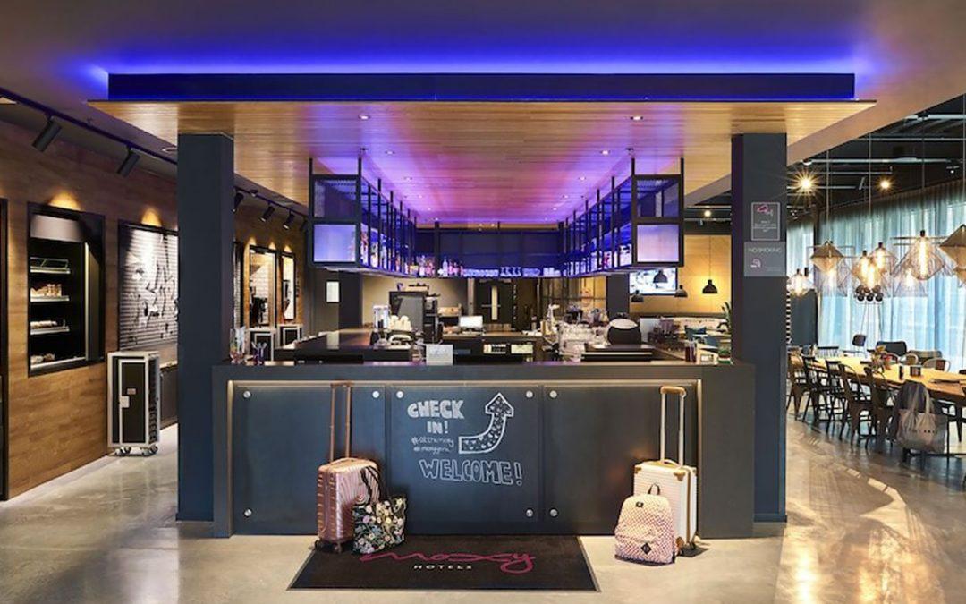 Hotel MOXY a CDG, Mecobat sorveglia…