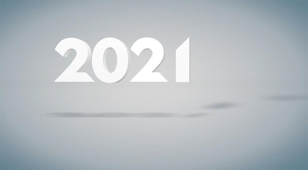 « Costruiamo insieme il 2021 ! »
